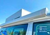 toldo Volkswagen California Beach Tour