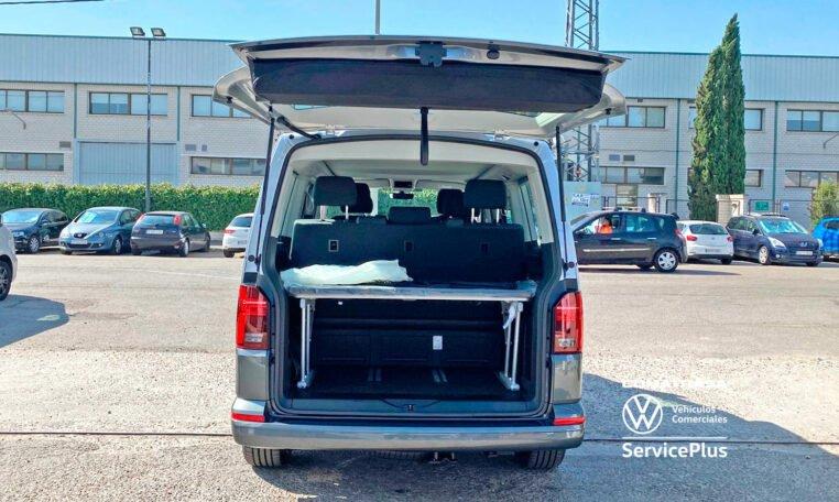 portón Volkswagen California Beach Tour