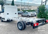 lateral Volkswagen Crafter Chasis 35 BL 177 CV