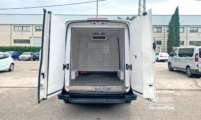 caja isotermo volkswagen crafter