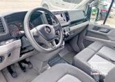interior cabina Volkswagen Crafter 30 Isotermo con frío Zanotti