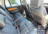 tapicería cuero Land Rover Range Rover Sport