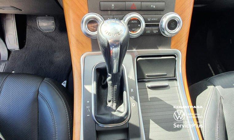 cambio automático Land Rover Range Rover Sport