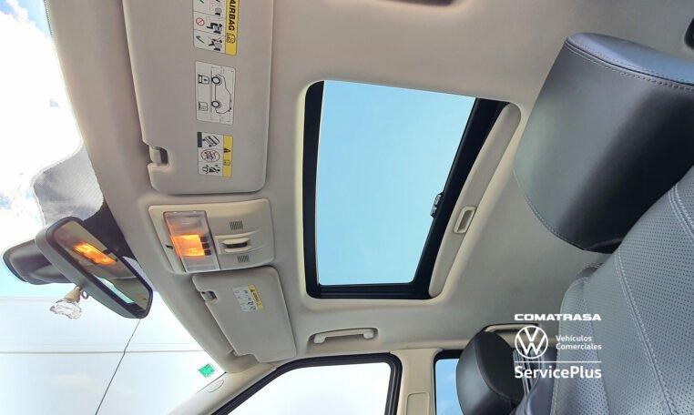 techo solar Land Rover Range Rover Sport