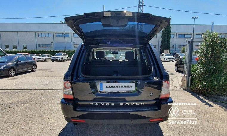 trasera Land Rover Range Rover Sport