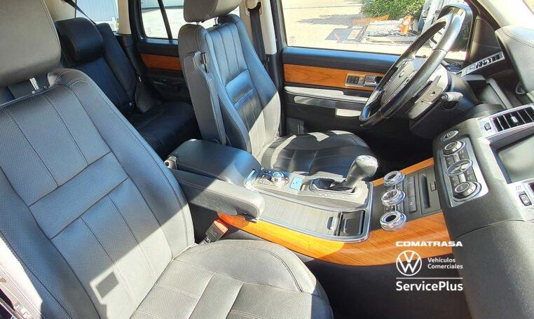 plazas delanteras Land Rover Range Rover Sport