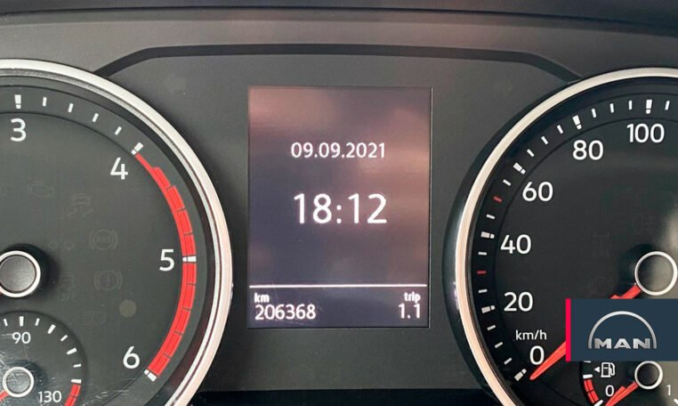 kilómetros MAN TGE 2.100 4x2F SB L3H2