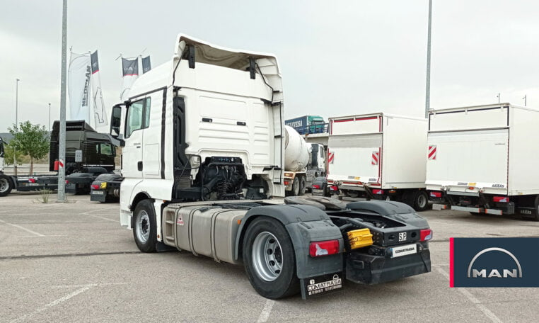 Tractora MAN TGX 18.440