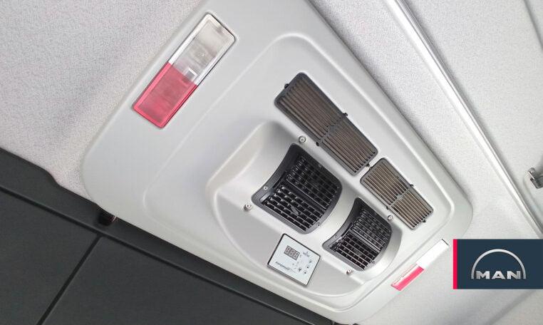 climatización MAN TGX 18.440