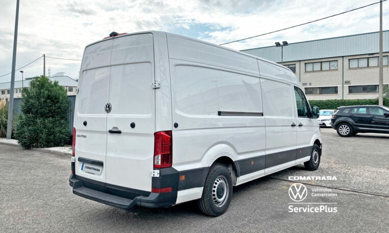 lateral Volkswagen Crafter 35 L4H3 177 CV