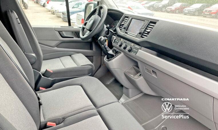 3 plazas Volkswagen Crafter 35 L4H3 177 CV