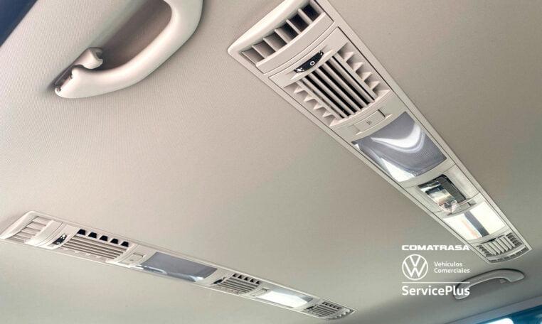 climatización Multivan Origin 6.1 150 CV DSG