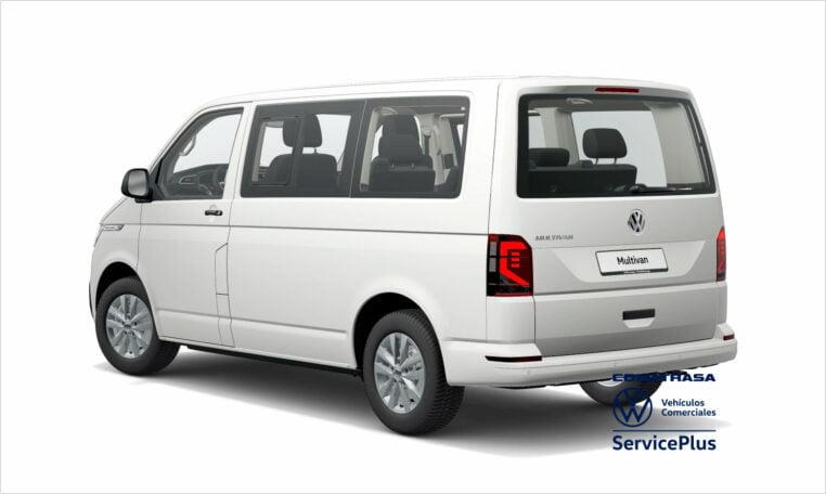 edición limitada Volkswagen Multivan Ready2Discover