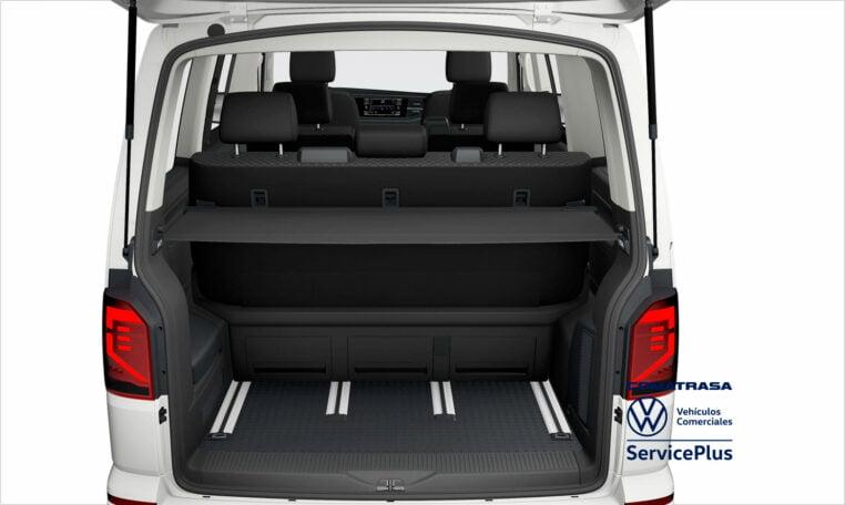 maletero Volkswagen Multivan Ready2Discover
