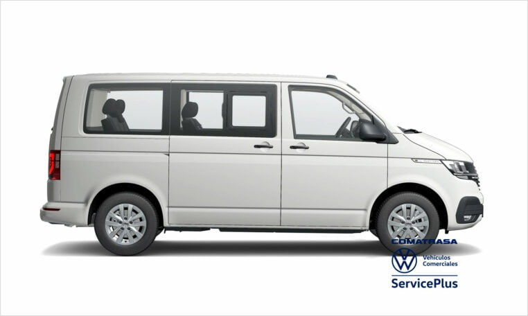lateral Volkswagen Multivan Ready2Discover