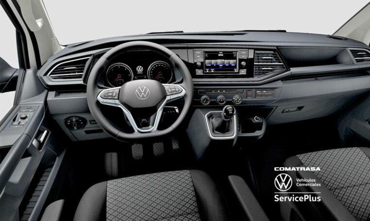 interior Volkswagen Multivan Ready2Discover