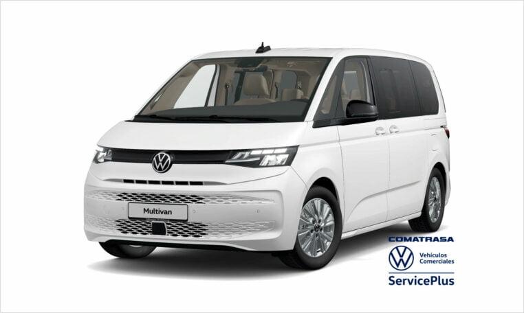 Nuevo Volkswagen Multivan eHybrid