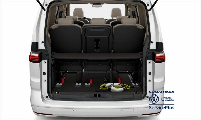 maletero Nuevo Volkswagen Multivan eHybrid