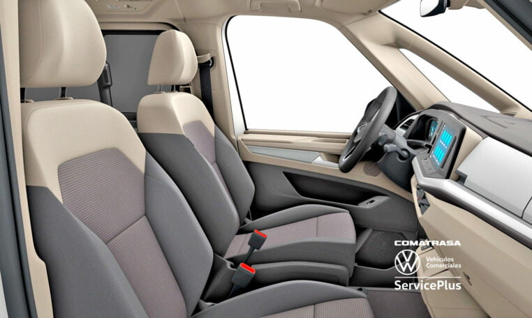 7 plazas Nuevo Volkswagen Multivan eHybrid