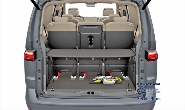 maletero Nuevo Volkswagen Multivan Life