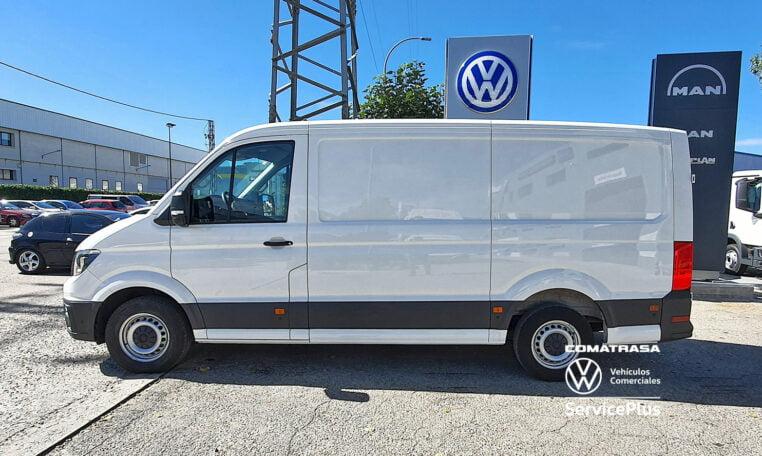 Volkswagen Crafter 30 L3H2 de segunda mano