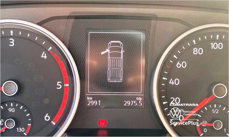 kilómetros Volkswagen Crafter 35 L3H3