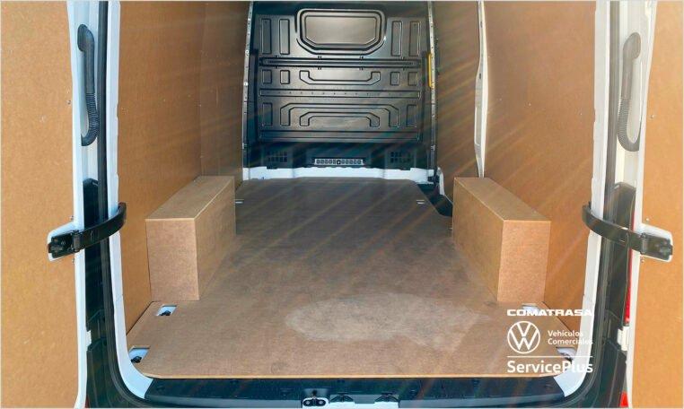panelado Volkswagen Crafter 35 L3H3