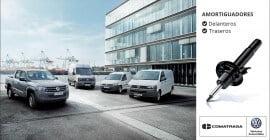 Cambio amortiguadores Volkswagen