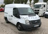 Ford Transit TD lateral derecho