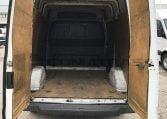 Ford Transit TD almacenamiento