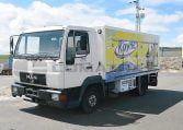 MAN 8153 Camión Frigorífico 1996 1