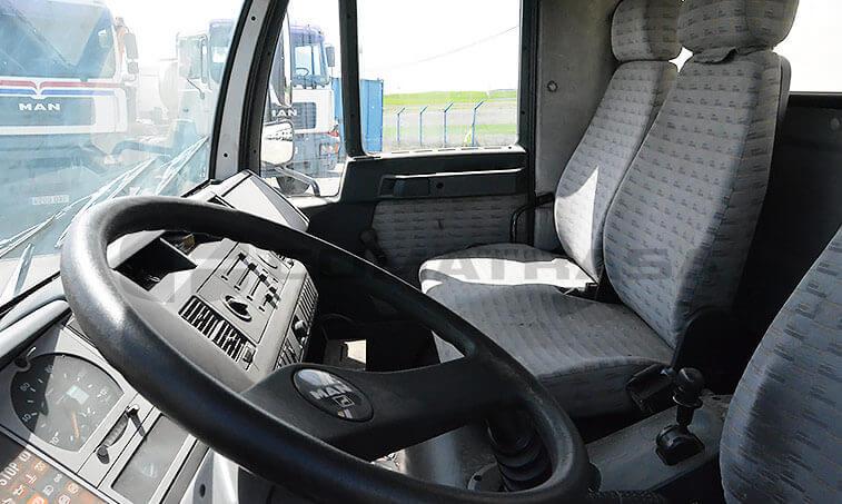 MAN 8163 Camión Frigorífico 1997 5