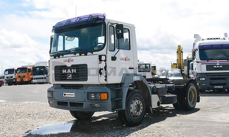 MAN FE 19360 Cabeza Tractora 2003 01 28 1