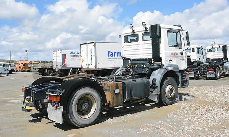 MAN FE 19360 Cabeza Tractora 2003 01 28 3