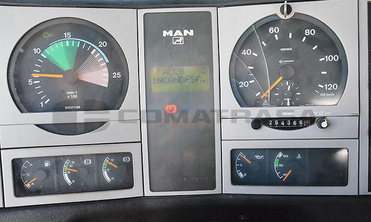 MAN FE 19360 Cabeza Tractora 2003 01 28 6