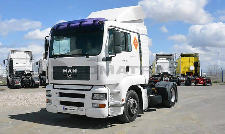 MAN TG 350 A Cabeza Tractora 2005 05 24 1