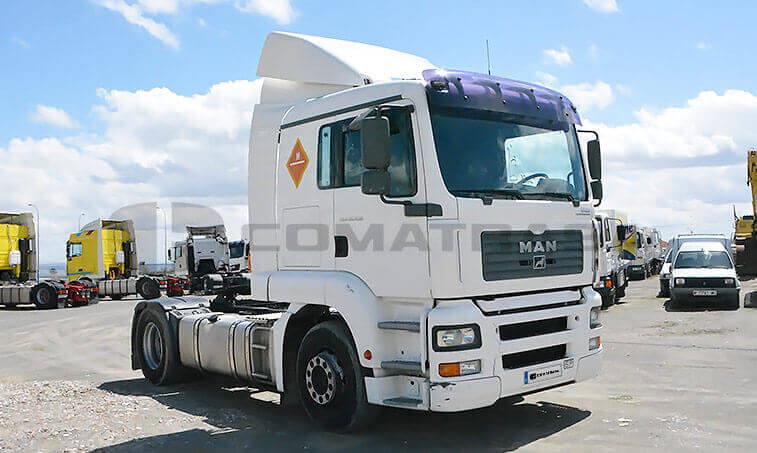 MAN TG 350 A Cabeza Tractora 2005 05 24 2