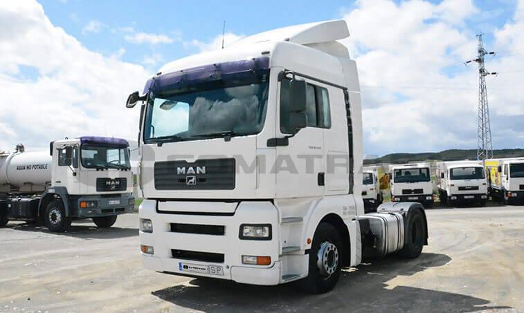 MAN TGA 18440 4x2 BLS Cabeza Tractora 2007 06 21 1