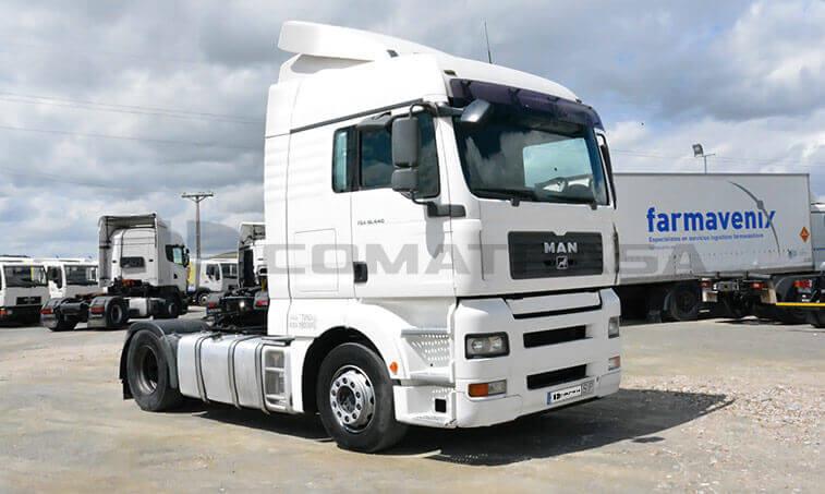 MAN TGA 18440 4x2 BLS Cabeza Tractora 2007 06 21 2