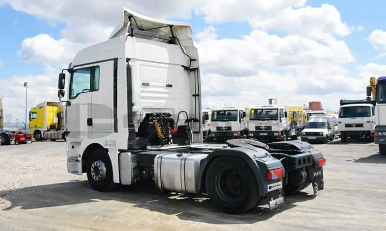 MAN TGA 18440 4x2 BLS Cabeza Tractora 2007 06 21 3