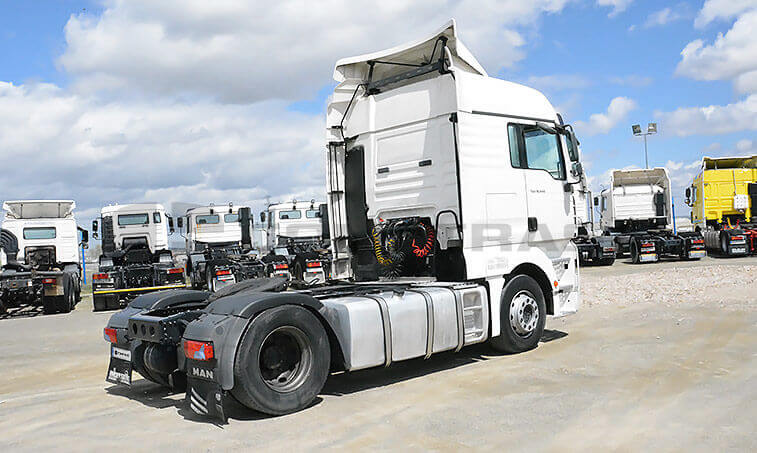 MAN TGA 18440 4x2 BLS Cabeza Tractora 2007 06 21 4