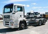 MAN TGA 28400 6x2 2BL Camión Portacontenedores 2007 03 23 1