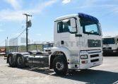 MAN TGA 28400 6x2 2BL Camión Portacontenedores 2007 03 23 2