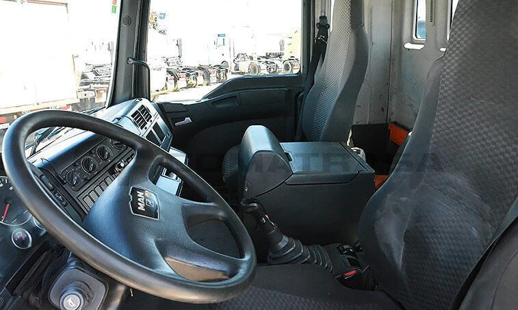 MAN TGA 28400 6x2 2BL Camión Portacontenedores 2007 03 23 5