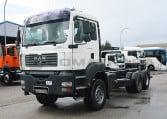 MAN TGA 33350 6x4 BB Camión Portacontenedores - 1
