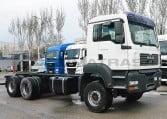 MAN TGA 33350 6x4 BB Camión Portacontenedores - 2