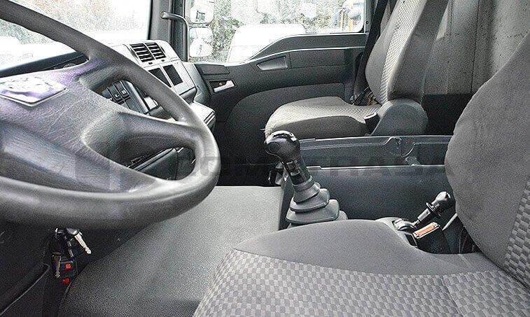 MAN TGA 33350 6x4 BB Camión Portacontenedores - 5