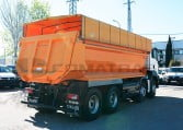 MAN TGS 35360 8x4BB Camión Dúmper 3