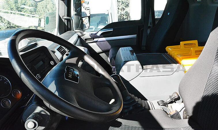 MAN TGS 35360 8x4BB Camión Dúmper 4