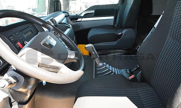 MAN TGS 35440 Nuevo 8x4 BB Chasis Camión 5